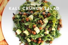 Kale Crunch Salad is one of my one of my most addictive salad recipes. I think…