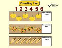 (FREEBIE) Turkey Time, Interactive Thanksgiving Smartboard Activities