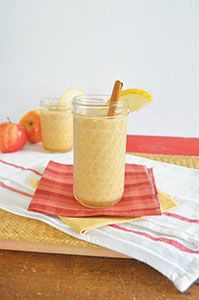 Apple Spice Smoothie and 4 more of Phoebe's Super Smoothie Recipes at Susquehanna Style - January 2015 - Central Pennsylvania - detox - recharge