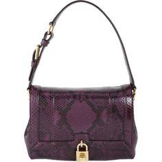 Dolce & Gabbana Medium Python Miss Dolce Bag