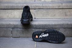 NIKE ACG AIR MOWABB (TRIPLE BLACK) - Sneaker Freaker