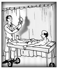 "vasectomy humor: ""Relaaaaxxxx... this won't hurt a bit"""