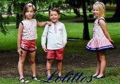 Ropa infantil con diseños exclusivos a la venta.