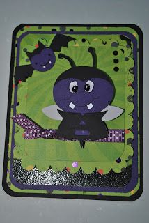 krafting mama/Halloween card