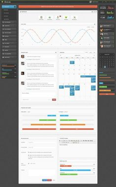Pocket : 24 beautifully-designed web dashboards that data geeks will love