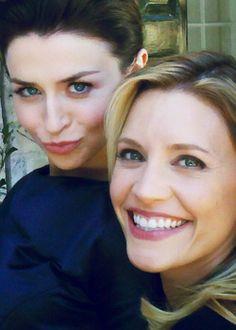 Private Practice <3 Amelia & Charlotte!