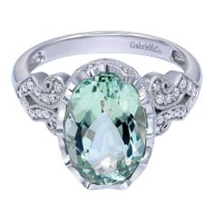 Fashion Ring from Gabriel and Co.