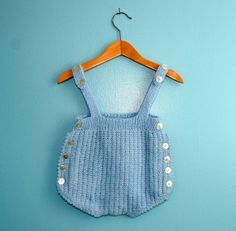 hand knit shorts.