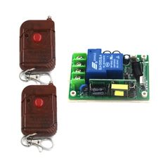 19.64$  Buy now - http://ali3l9.shopchina.info/go.php?t=32573594887 - AC 220V 250V 30A 1CH Long Distance Remote Switch,Radio Controller/Transmitter & Receiver,electrical switch Power switch 4150  #buyonlinewebsite