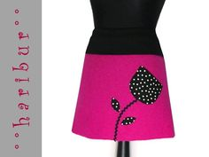 walkrock+TASCHENTULPE+pink+dots+von+haribur+auf+DaWanda.com