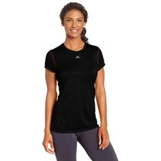 Mizuno Running Women's DryLite Rider Tee * Check this awesome product by going to the link at the image. (This is an affiliate link) #Shirts
