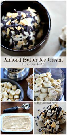 2-Ingredient Ice Cream - No Ice Cream Maker Needed!