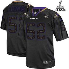 f2a7ae118c1 Broncos Demaryius Thomas 88 jersey Nike Ravens Ray Lewis New Lights Out  Black Super Bowl XLVII Men s Stitched NFL Elite Jersey Jaguars Jalen Ramsey  20 ...
