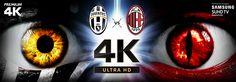 Juventus - Milan in 4K su Premium...
