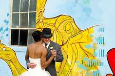 Alex & Cammy Photography  Florida, Jacksonville Wedding Photography  www.alexandcammy.com graffiti wedding photography Riverside Jacksonville photos session pictures beautiful unique
