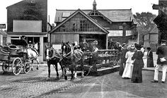 The Tramway, Red Lion Square, Hythe, Kent.