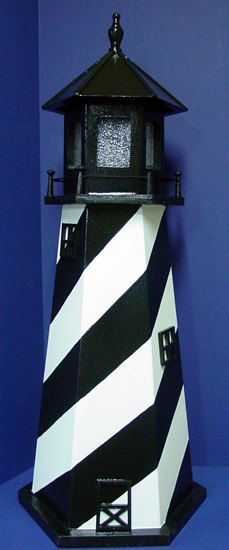 30in. Wooden Lighthouse by fromthewoodpile on Etsy for my water feature/rock garden?