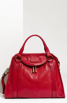 Hello, my pretty:  Marc Jacobs Classic Wellington in Raspberry.