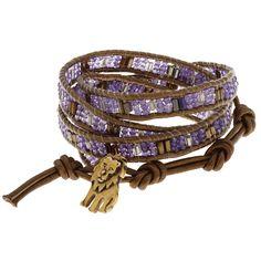 Sasa Cecil Lion Wrap Bracelet : The Breast Cancer Site