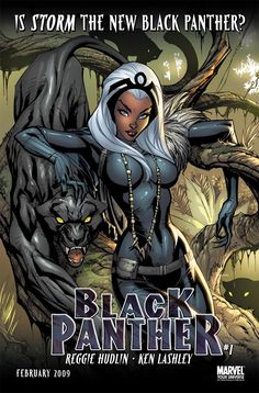 Is Storm The New Black Panther? More @ http://pinterest.com/ingestorm/comic-art-storm & http://pinterest.com/ingestorm/comic-art-x-men & http://groups.yahoo.com/group/Dawn_and_X_Women & http://groups.google.com/group/Comics-Strips & http://groups.yahoo.com/group/ComicsStrips & http://www.facebook.com/ComicsFantasy & http://www.facebook.com/groups/ArtandStuff