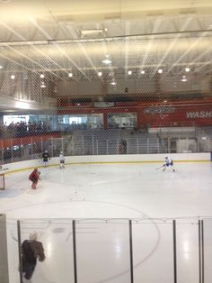 Caps players getting an early start for the season...Kettler summer conditioning!