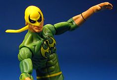 IRON FIST • C8-9 • MARVEL UNIVERSE HASBRO #MarvelToys