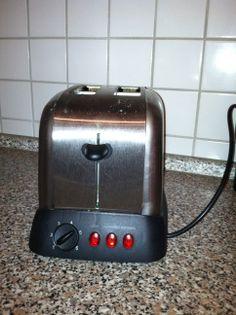 Toaster: 5 Euros