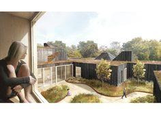 Gallery of CREO Arkitekter and JAJA to Design Home for Children with Autism Near Copenhagen - 2