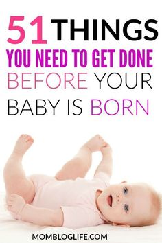 51 Things To Get Done Before Your Baby Is Born - New moms are always wondering what baby stuff to get done before their newborn arrives. Pregnancy m - Before Baby, After Baby, Lamaze Classes, Baby Kicking, Preparing For Baby, Be My Baby, Mom Baby, Baby Supplies, First Time Moms