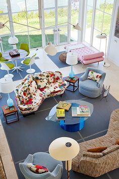 Shelter Island Residence by Michael Haverland Architect
