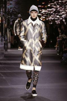 Moncler Gamme Rouge Fall-Winter 2014 | Paris Fashion Week | Male Fashion Trends