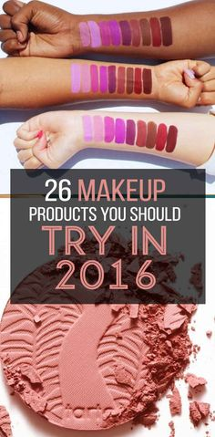 26 Beauty Products Our Readers Loved In 2015- Honestly, 1,5,15 and 16 are my absolute favorites so I trust this list!