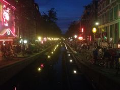 Red Light District / De Wallen in Amsterdam, Noord-Holland
