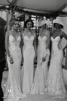 WOW! Dresses: Galia Lahav | Photography: Kismis Ink