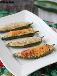 Jalapeno Poppers with Greek Yogurt!!!! These look great :)