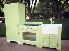 Play Kitchen | Do It Yourself Home Projects from Ana White
