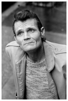 you go to my head • chet baker (photo: cb, nyc, 1984 by andy freeberg)