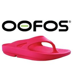 ENDS IN A FEW HOURS! Win a Pair of OOFOS OOriginals Shoes! Open US