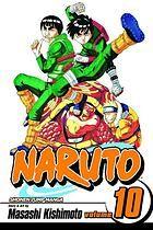 Naruto. v. 10 Author: Masashi Kishimoto