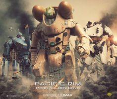 Pacific Rim Striker Eureka, Pacific Rim Jaeger, Battle Robots, Big Robots, Tron Legacy, Weird Art, King Kong, Jojo's Bizarre Adventure, Marvel
