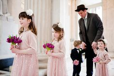 This City Love – Amy and Shane's City Hall Wedding by Katie Farrell
