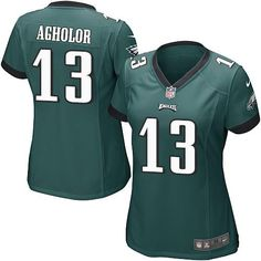 Buy Nike Eagles Jordan Hicks Midnight Green Team Color Womens Stitched NFL  New Elite Jersey Super Deals from Reliable Nike Eagles Jordan Hicks Midnight  ... 3e64b1dd5