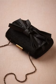 Thoroughbred Clutch from BHLDN
