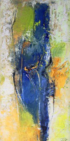PETRA LORCH | ABSTRAKTE MALEREI | www.lorch-art.de Komposition 9.124 | 50×120 Petra Lorch | Freischaffende Künstlerin | mail@lorch-art.de