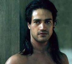 Pana Hema Taylor-Actor,Spartacus