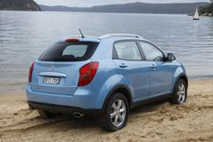 Ssangyong Korando C Suv 4x4, Vehicles, Car, Automobile, Vehicle, Cars