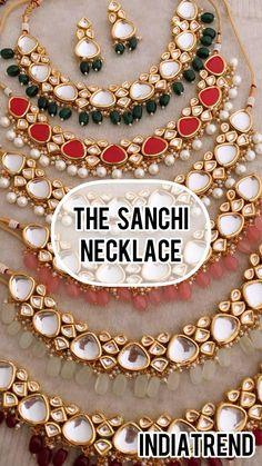 Sanchi Necklace Set
