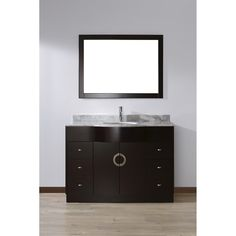 Shop Spa Bathe  ZU48Esp Zuna 48-in Bathroom Vanity at Lowe's Canada. Find our selection of bathroom vanities at the lowest price guaranteed with price match + 10% off.