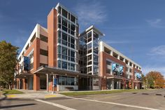 International Parking Institute Awards of Excellence Winner - Category I: Best Design of a Parking Facility with Fewer than 800 Spaces --  Intermodal Transit Facility, City of Hillsboro, OR
