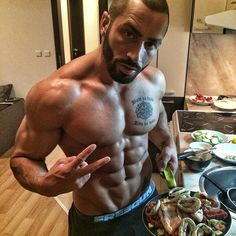 Get Lazar Angelov's complete guide to build the perfect abs - http://bit.ly/ABS-The-secret-revealed